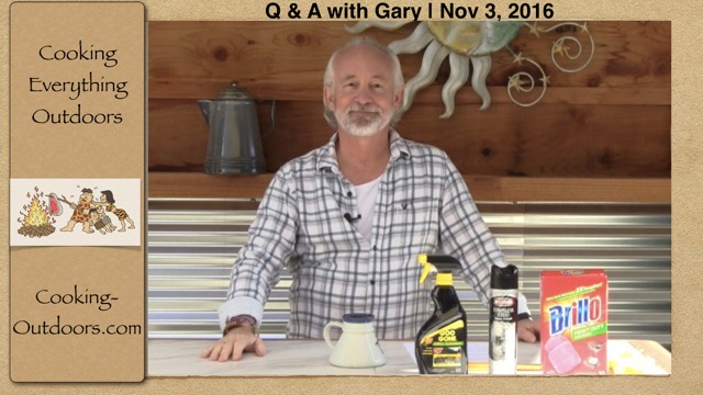 What Tools do you Need to Clean a Grill | Q & A with Gary | Nov 3, 2016