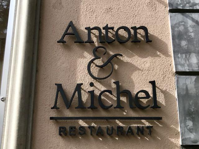 Anton & Michel restaurant Carmel | NevertoOldtoTravel.com | Gary House