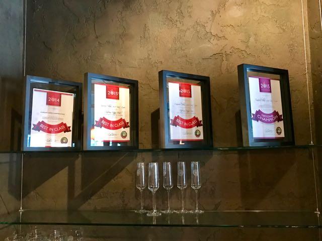 Award winning Caraccioli Cellars Carmel | NevertoOldtoTravel.com | Gary House