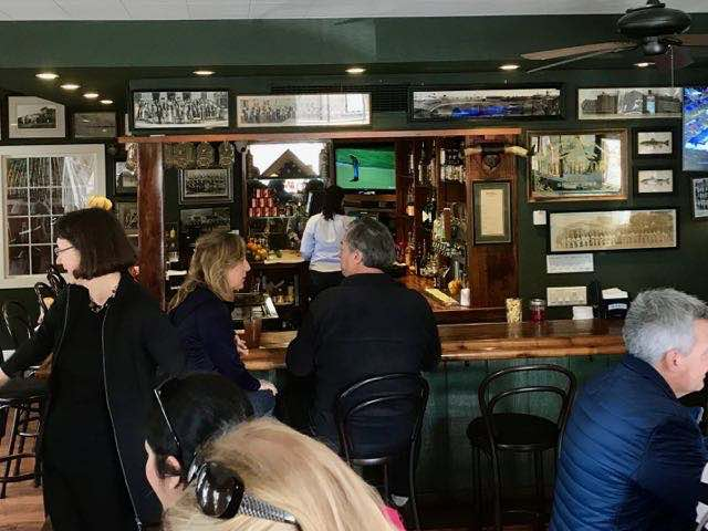 Brophy's tavern bar | NevertoOldtoTravel.com | Gary House