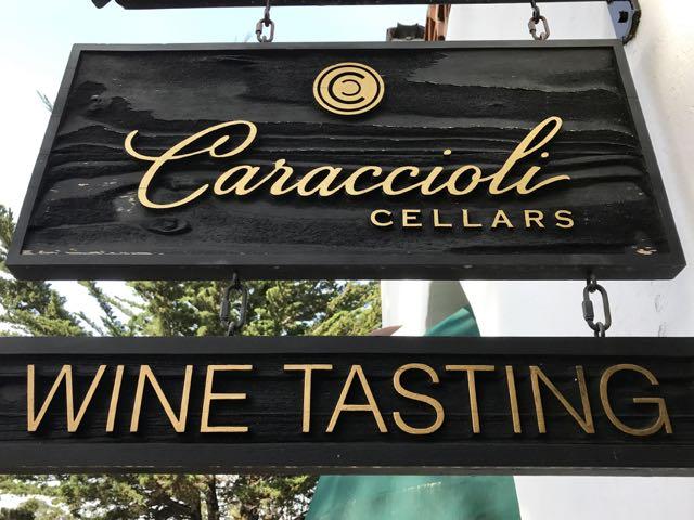 | NevertoOldtoTravel.com | Gary HouseCaraccioli Cellars Carmel
