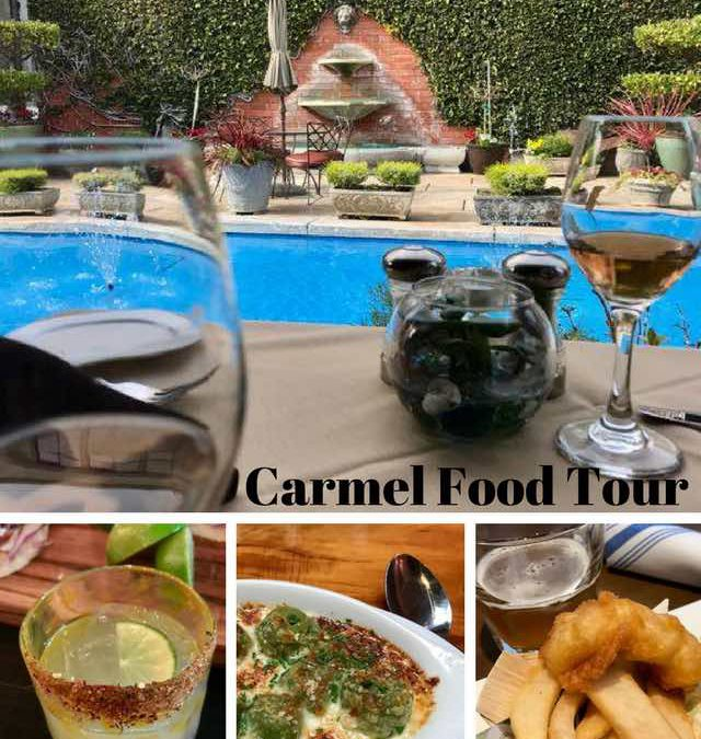 Spectacular Wine and Food Adventure with Carmel Food Tours