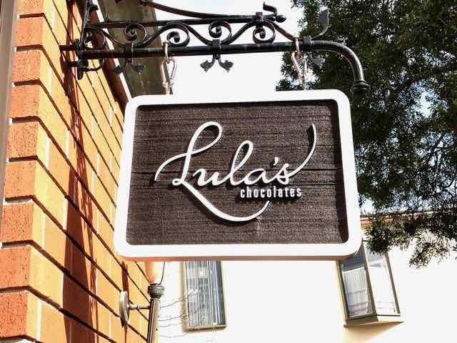 Lula's Chocolates Carmel | NevertoOldtoTravel.com | Gary House