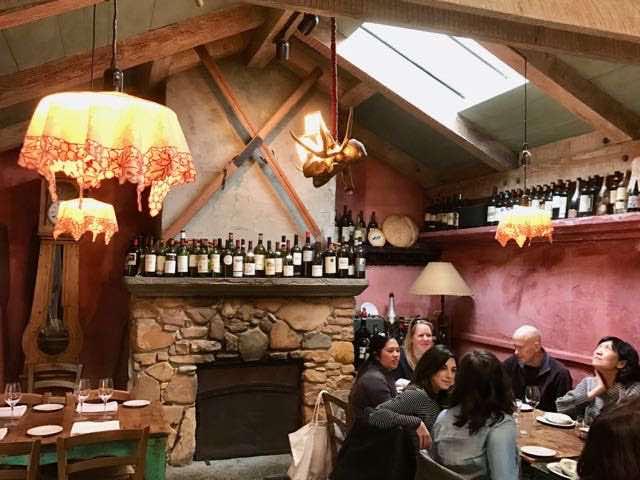 The Melagro room at Casanova restaurant | NevertoOldtoTravel.com | Gary House