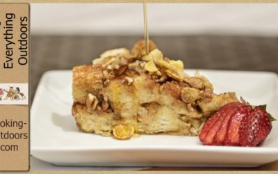 """How to Make Dutch oven French Toast """"Monkey Bread Style"""""""