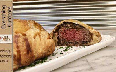 How to Make Individual Sized Beef Wellingtons on the Grill